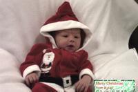 Kylar's 1st Christmas