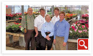 Walter Knoll Florist's Owners