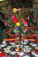 Bright Table Center at the Living World