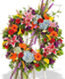 Wreath Displays
