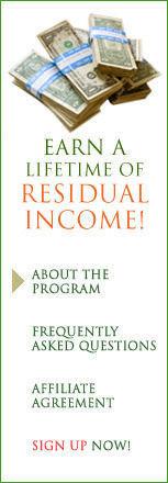 Earn a Lifetime of Residual Income